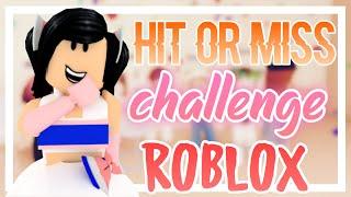 Tik Tok Challenge in Roblox?! || Hit Or Miss?