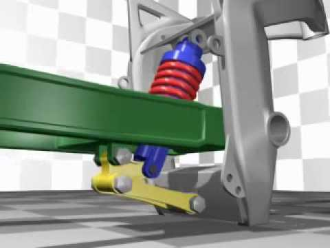 linkage style suspension