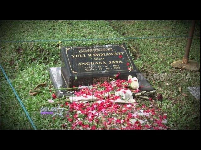 MISTERI Makam Julia Perez di Mata Seorang Indigo