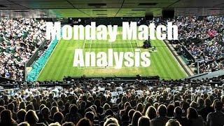 Wimbledon 2019 Preview + Predictions | Monday Match Analysis