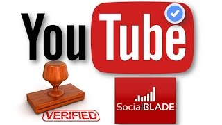 How To Verify YouTube Channel On SocialBlade