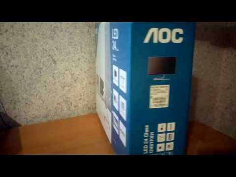 """Монитор 23.8"""" AOC I2481FXH"""