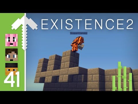 The Grand Dungeon Project | Minecraft Existence 2 Server Let's Play Episode 41