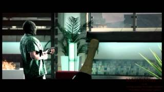 MAX PAYNE 3 on PC in Full HD (SPOILER!^Gameplay fan vid instead of demo) - PEGI 18+