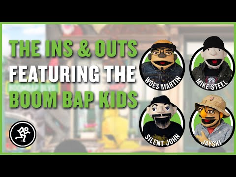The Boom Bap Kids - The Ins & Outs With Mackie Episode 206