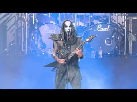 BEHEMOTH - Blow Your Trumpets Gabriel - Bloodstock 2016