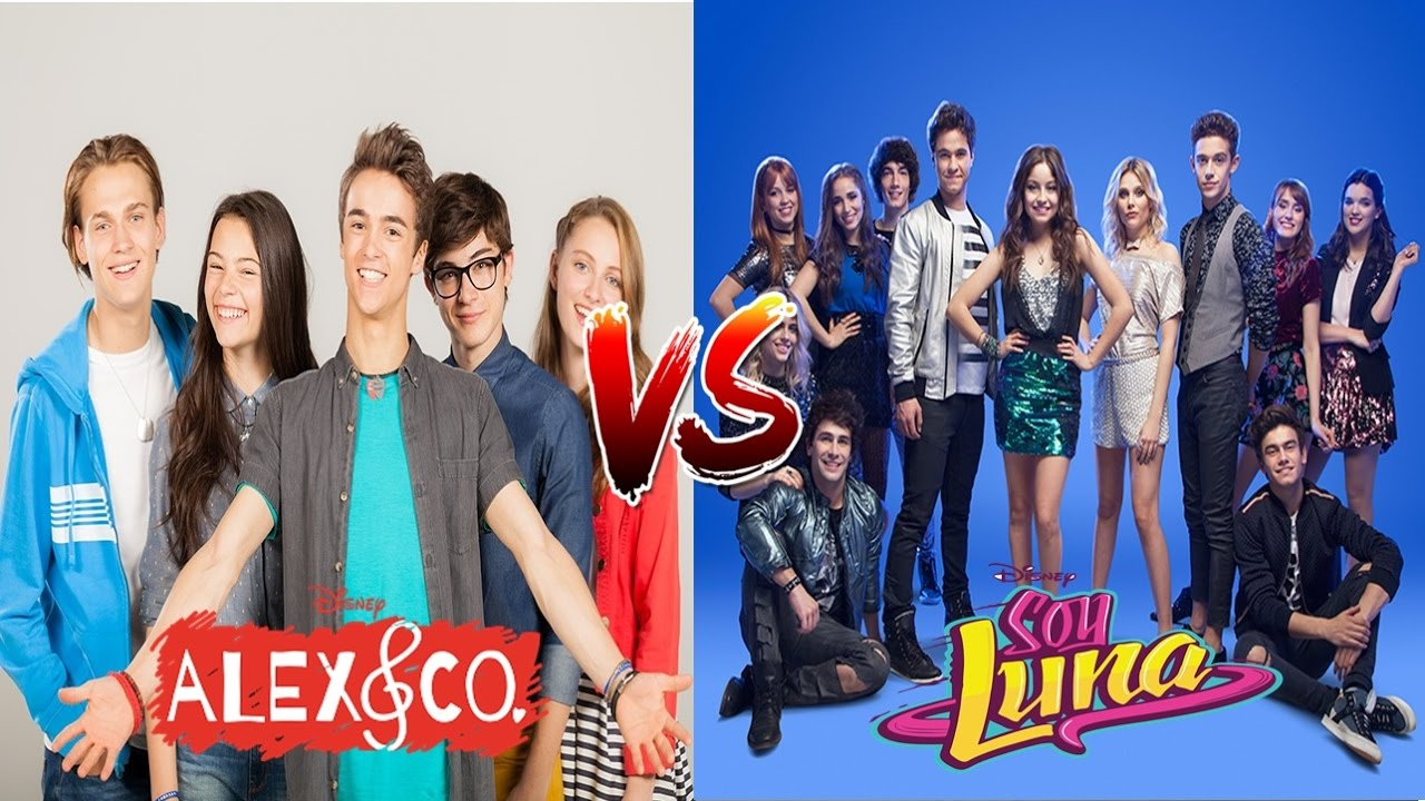 Alex e co vs soy luna scrivetemi sotto chi preferite for Karaoke alex e co