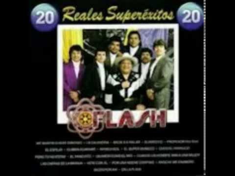 20 Reales Super Exitos De Grupo Flash Versiones Originales