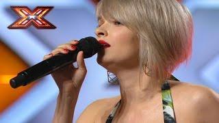 Маша Биленко. Empire Instrumental - Shakira. Х-фактор 7. Четвертый кастинг