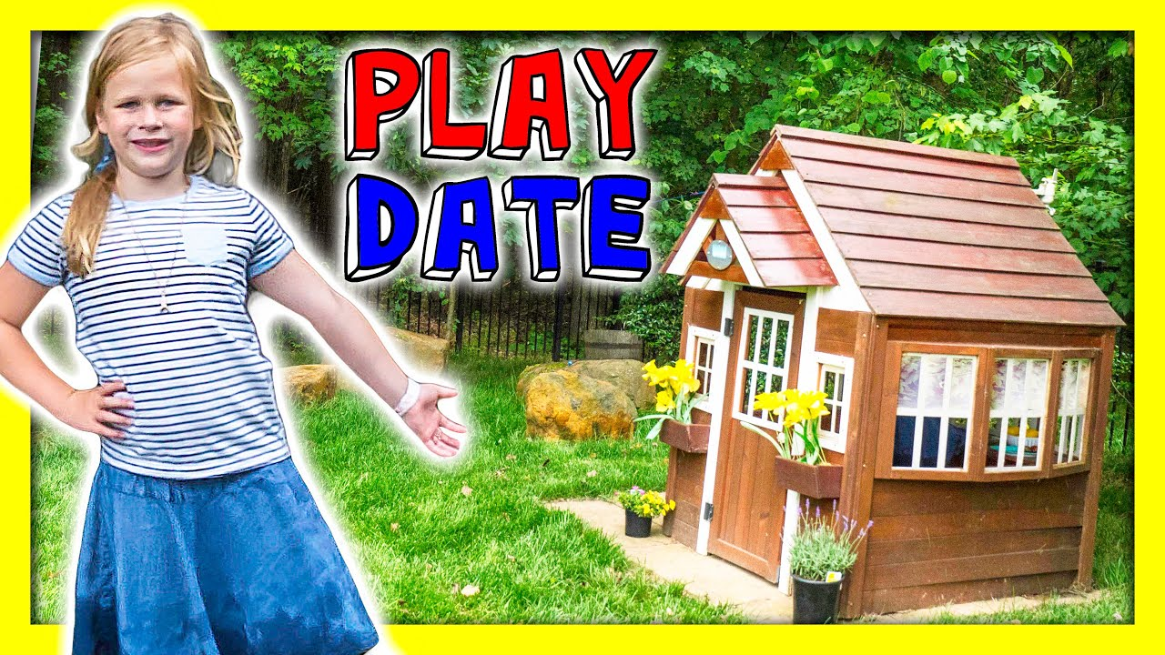 assistants backyard a play date theengineeringfamily funny kids