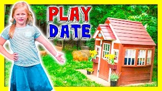 ASSISTANTS Backyard A Play Date TheEngineeringFamily Funny Kids Outdoor Video