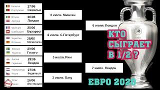 Чемпионат Европы по футболу EURO 2020 Результаты Расписание Сетка Дания Англия в ½ финала