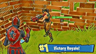 #1 WORST PLAYER IN FORTNITE HISTORY (FORTNITE BATTLE ROYALE)