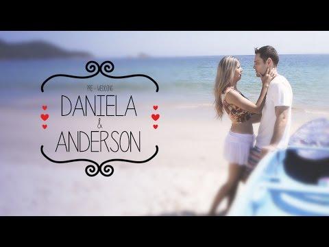 PROVA - PRE WEDDING DANIELA E ANDERSON
