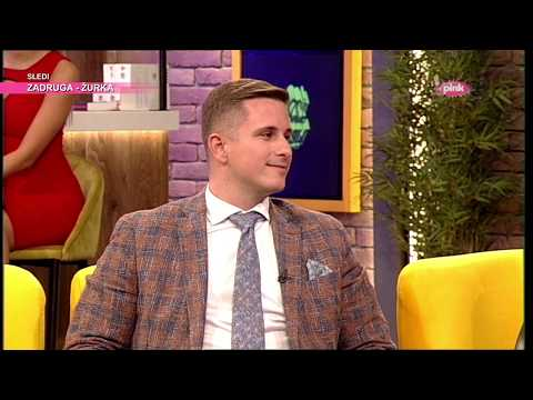 ime se Aleksandar Jovii bavi privatno u slobodno vreme? (Ami G Show S12)