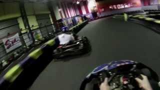 karting Decembre 2013