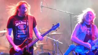 Sodom - Rolling Thunder - Live In Moscow 2016