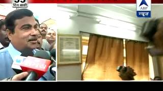 Nitin Gadkari casts vote in Nagpur, says change on the way
