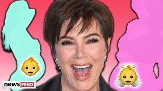 Kris Jenner Reveals Who's Next To Have Babies!