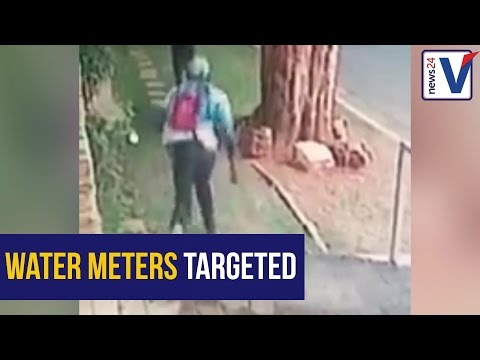 WATCH: It really is this easy to steal a water meter
