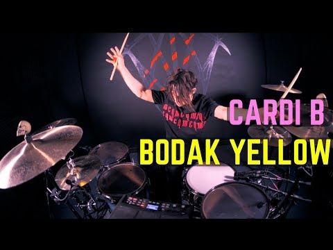 Cardi B - Bodak Yellow | Matt McGuire Drum Cover