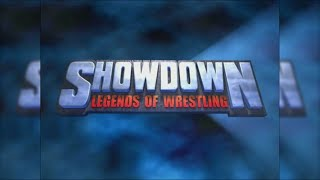 Showdown: Legends of Wrestling: Survival of the Greatest (Please Read FULL Description)