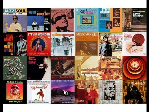 The Best of Stevie Wonder (1961-2013)
