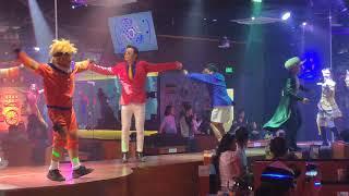 Movie Stars Cafe Eton Centris Cosplay Show