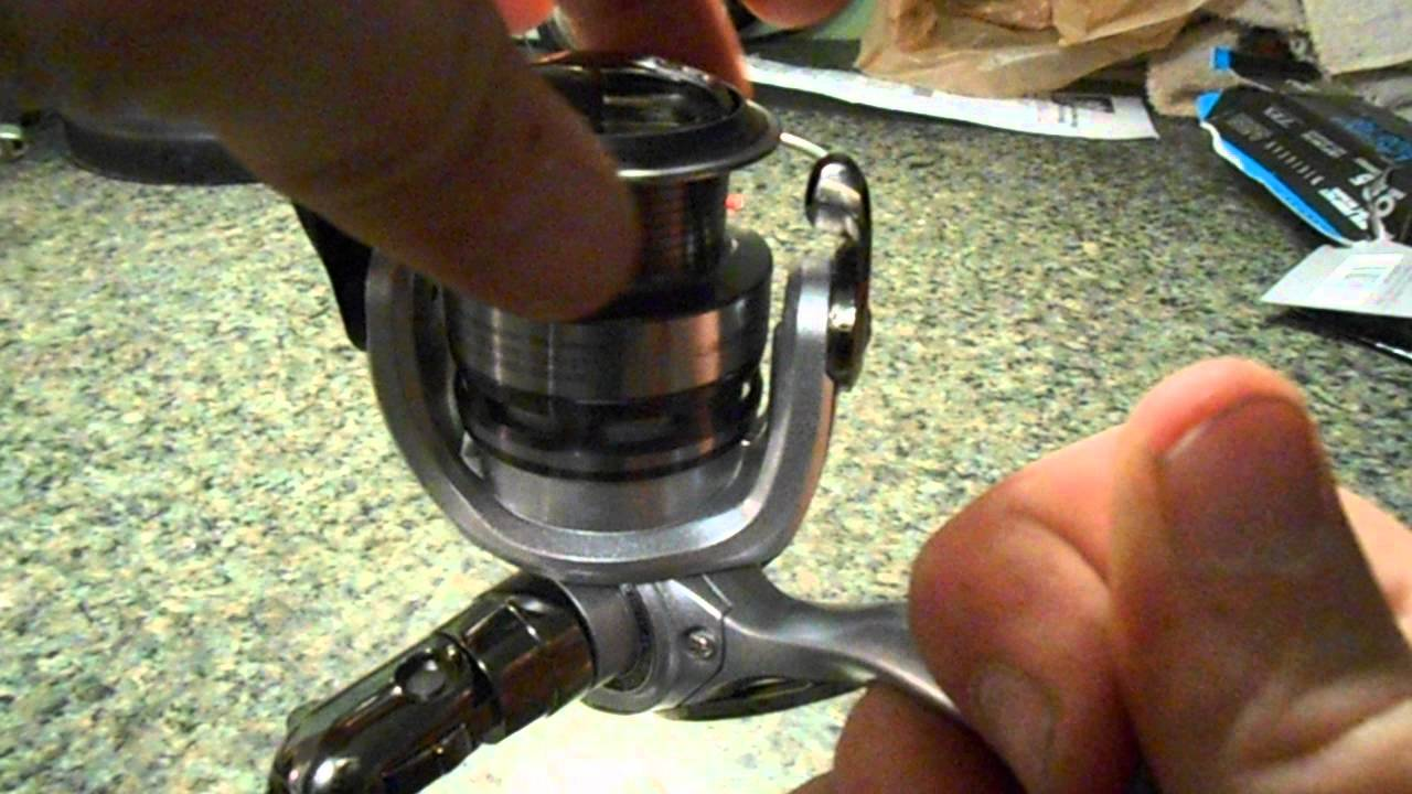 e81be1fd2f2 Daiwa Laguna 2ooo 5 Ball Bearings Reel - YouTube