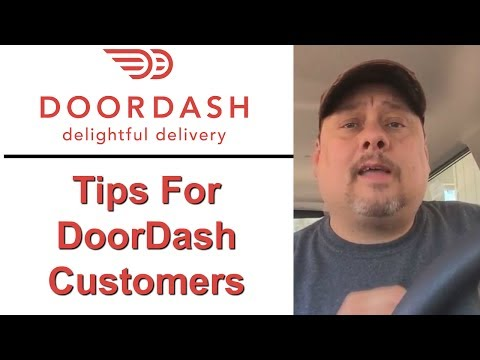 DoorDash Customer Tips - DoorDash Discount Promo Code