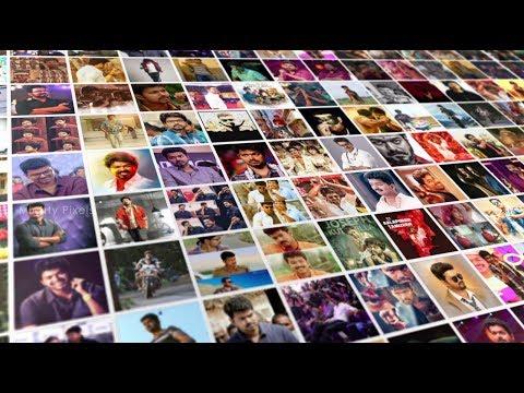 Tribute to Thalapathy Vijay   200 Photos Reveal   Birthday Mashup   Full HD   Thalapathy 44