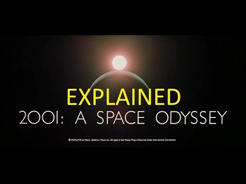2001: A Space Odyssey EXPLAINED - Movie Review (SPOILERS)