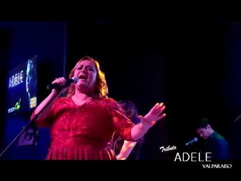 HELLO - Tributo Adele Valparaiso (Chile Oficial) - Enjoy Viña del Mar