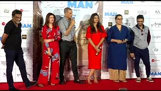 UNCUT   Padman Song Launch   Akshay Kumar   Twinkle Khanna   Radhika Apte   Full Video