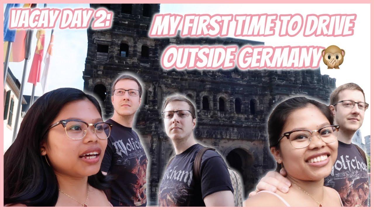 FISRT TIME NI MISTER MAG-OUTLET. SOBRANG NAG-ENJOY SYA❤️| PINAY-GERMAN LIFE IN GERMANY | LIEBE ANN♡