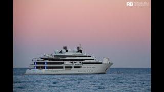 Superyacht Katara - owned by the Emir of Qatar