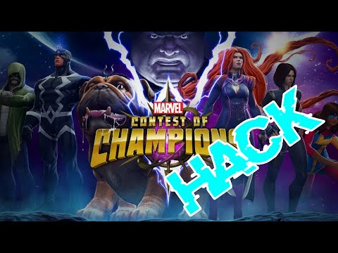 marvel contest of champions mod apk unlimited money 2018 latest version