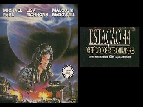 Estação 44 -  O Refúgio do  Exterminadores ( 1990 )