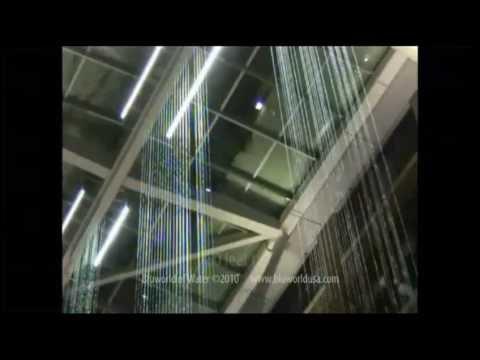 Atlantic Wharf - Boston Properties Rain Curtain