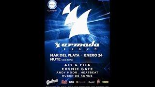 Armada Beach 2015!!!! Mute, Mar del Plata