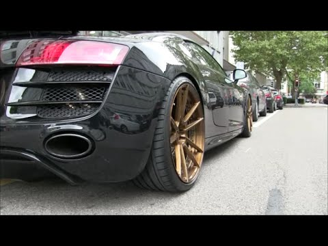 Audi r8 v10 luxury custom youtube audi r8 v10 luxury custom publicscrutiny Images