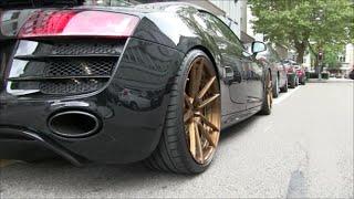 "Audi R8 V10 ""Luxury Custom"""