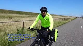 2018 06 Mit dem Fahrrad durch Deutschland und Holland - Ein 33 Minuten Film