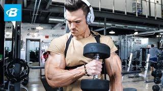 Massive Pump Arm Workout | Abel Albonetti