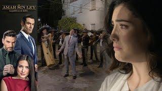 Resumen: ¡Fer rechaza la serenata de Juanito! | Por amar sin ley II - Televisa