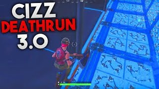 Streamers REACT TO CIZZORZ DEATHRUN 3.0 (It Saved Fortnite From Dying!)