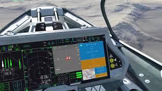 XPSVR avionics demo 1