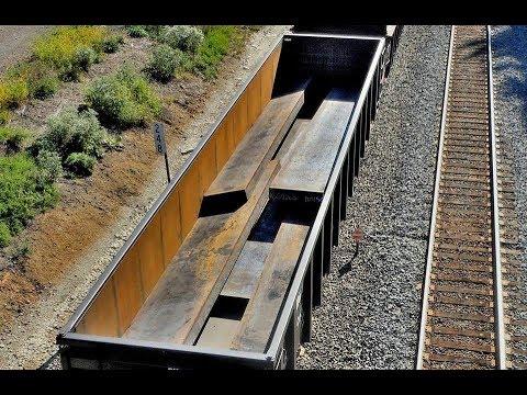 Steel Billet Train