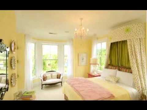 Bedroom Design Ideas Yellow diy yellow bedroom decor ideas - youtube