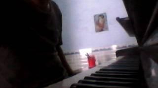 Tập đệm piano  còn đó chút  hồng  phai.  BY MẠNH NGUYỄN